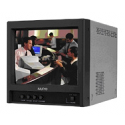 "CSI 17"" B/W Security Monitor"